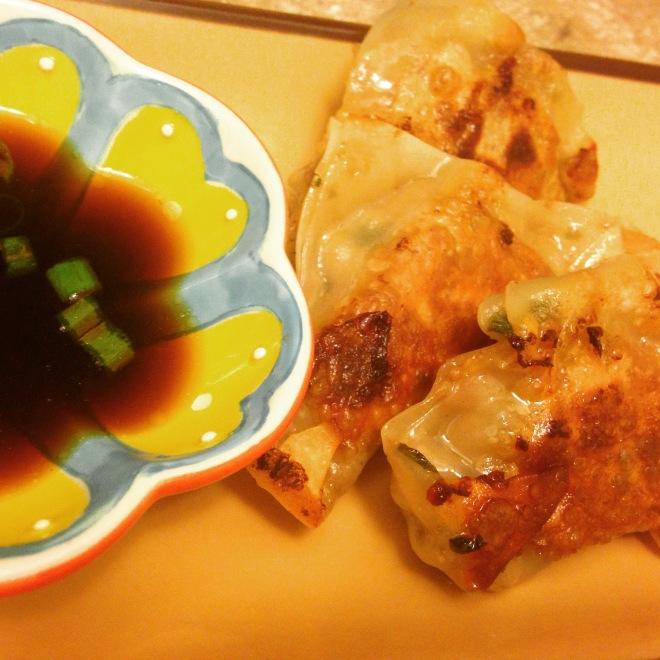 Pork Dumplings (Star Anise-Scented Broth)